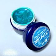 Color gel CLG METALLIC GREEN-BLUE 5ml art. 2312