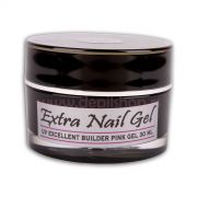 Gradivni gel ENG GEL excellent builder pink 30ml art.1103