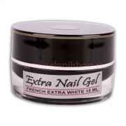 Eng french extra white gel 15ml art.1107